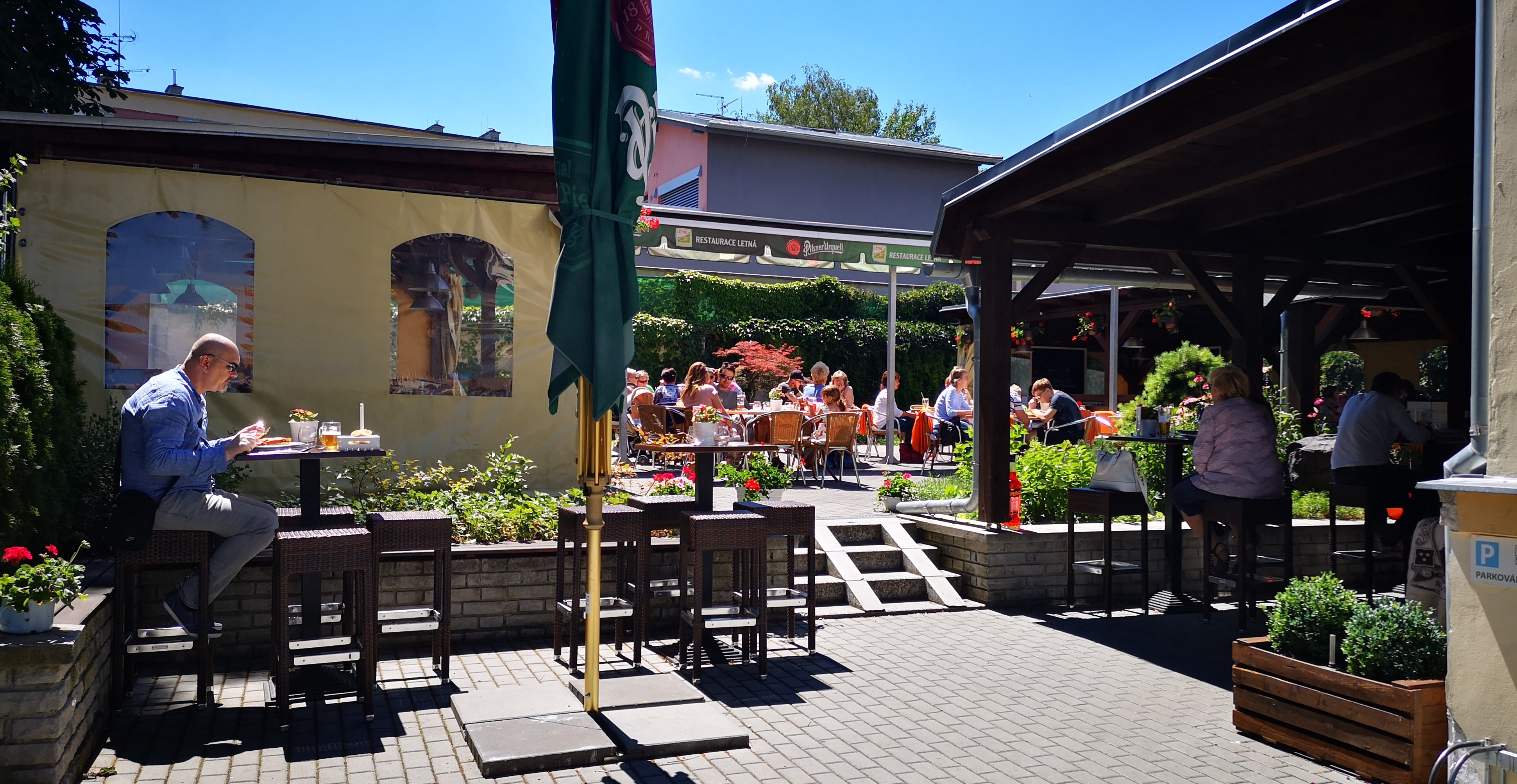 Restaurace Letná – Kladno
